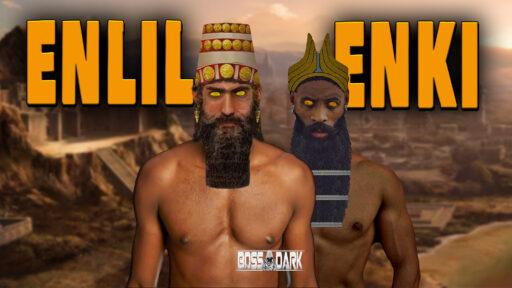 Enlil y Enki