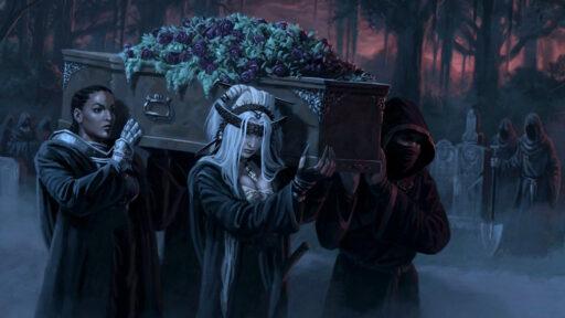 Funeral de Enkidu