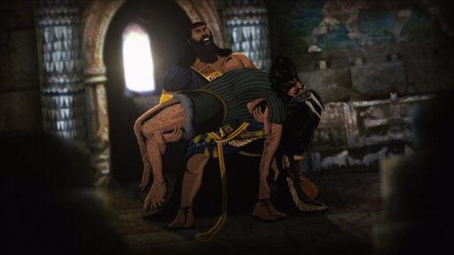 Gilgamesh y la muerte de Enkidu