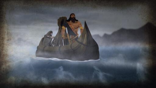 Gilgamesh y las Aguas de la Muerte