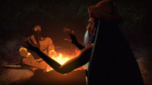 Gilgamesh y Ziusudra