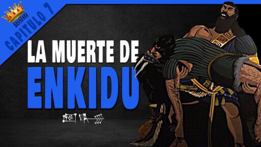 Muerte de Enkidu